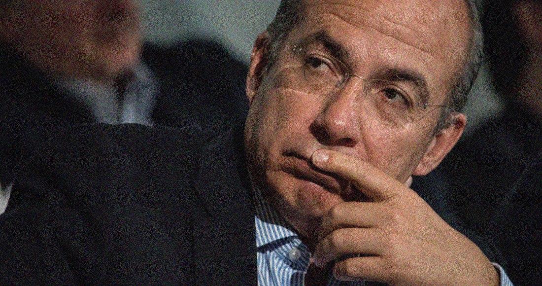 Fundación de Calderón recauda cada vez menos pero su nómina… a gusto, con dinero del Gobierno