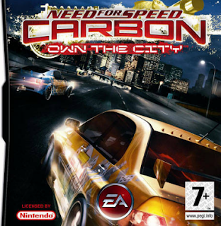 Download Need for Speed Carbon Own the City ISO/CSO PSP PPSSPP For Android