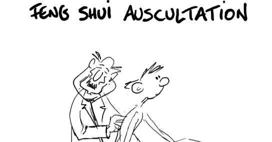 Imprimatür !: Feng Shui auscultation