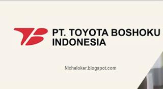 Lowongan 2020 - PT Toyota Boshoku Indonesia