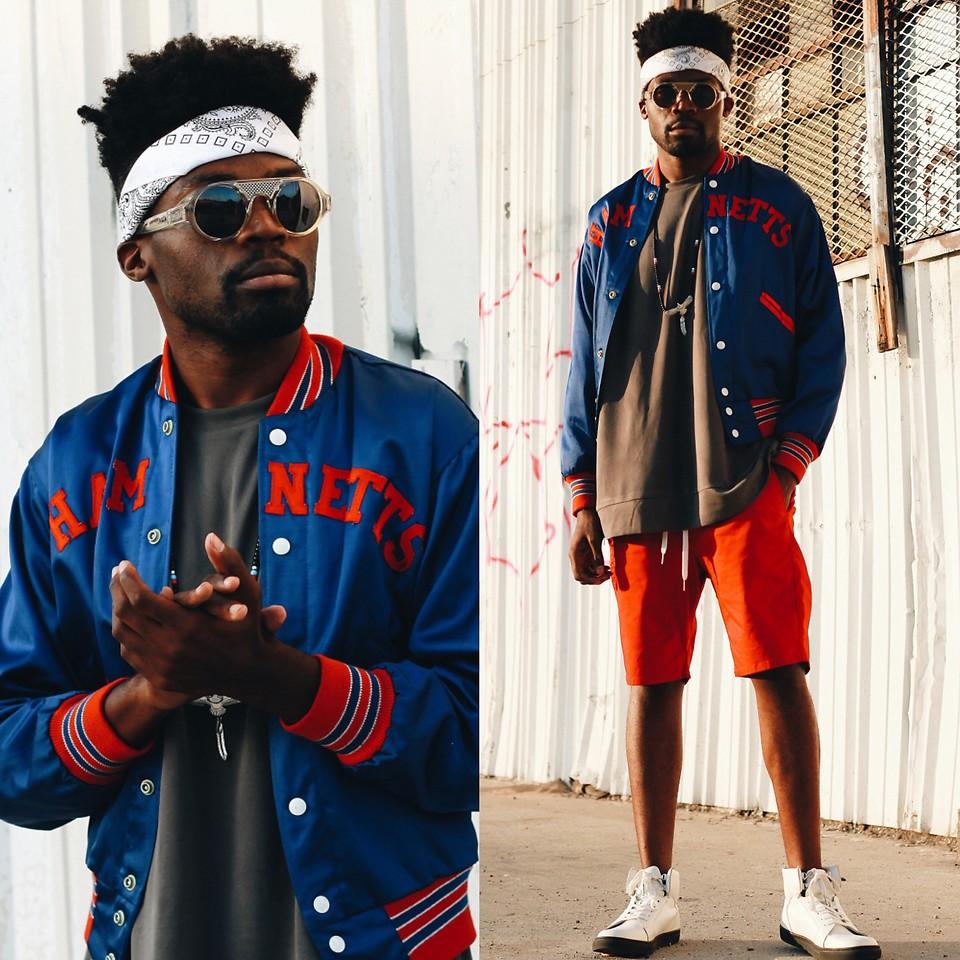 look masculino estiloso para réveillon 2019