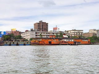 Rocket Steamer Buriganga