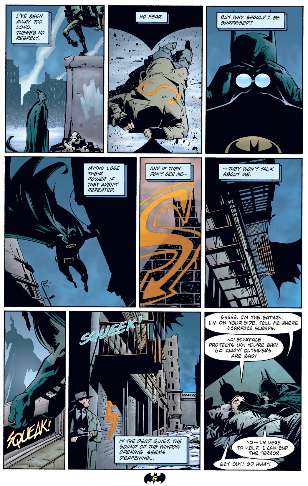 Detective Comics (1937) 730 Page 6