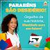 PARABÉNS SÃO DESIDÉRIO