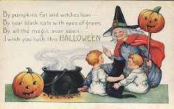 halloween witch cat happy quotes witches cards sayings funny cute pumpkins boy samhain cauldron cats clip pumpkin card greeting postcards