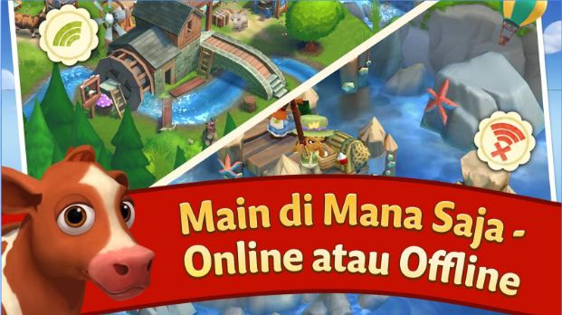 FarmVille 2 v6.1.1148 Mod Apk Terbaru Gratis (Unlimited Keys)