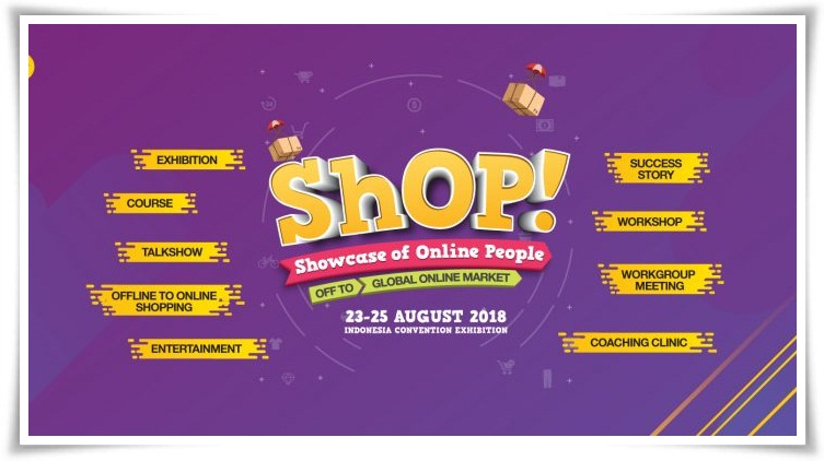 pameran e-commerce hadir di ICE BSD
