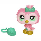 Littlest Pet Shop Singles Owl (#781) Pet