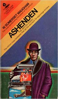 Ashenden, 1969 Avon - W. Somerset Maugham