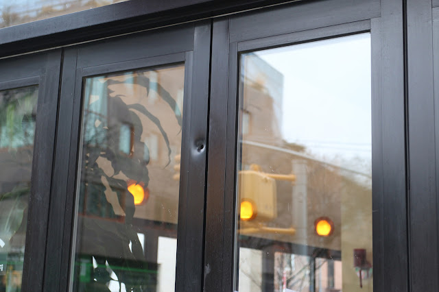 Marco Polo Ristorante in Carroll Gardens was shot up