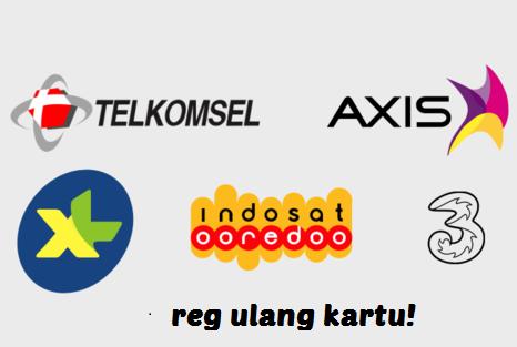 Cara Registrasi Ulang Kartu Indosat IM3 dan Mentari Ke 4444