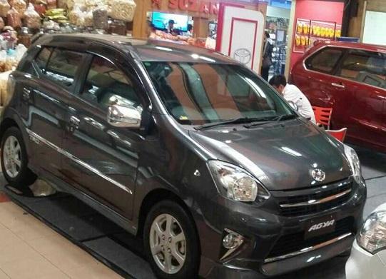 Promo Kredit Toyota Agya Surabaya