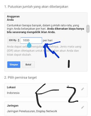 Cara Search Keyword Google Dari Android Mengunakan Ads
