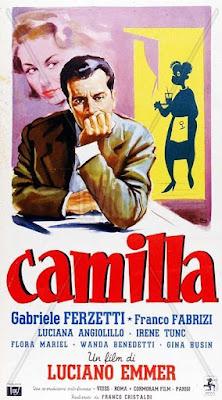 Camilla (1954) de Luciano Emmer