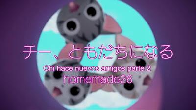 Chi's Sweet Home (2016) Capítulo 26 Sub Español