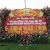 Papan Bunga Sukses Rektor Unipa Surabaya