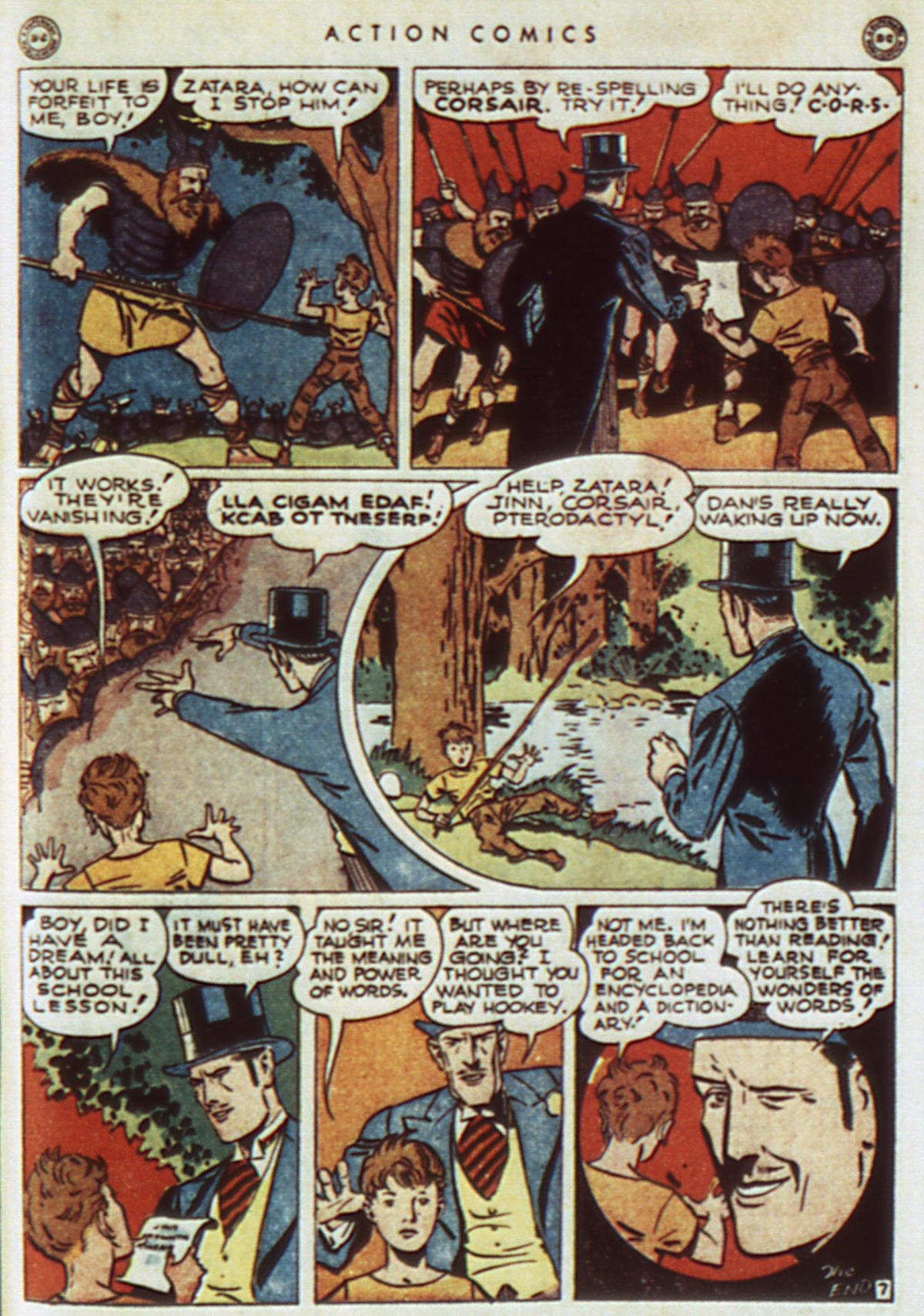 Read online Action Comics (1938) comic -  Issue #96 - 49