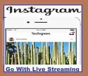 Live Streaming, Instagram, Tutorial, Activation, Join, Stream, Sanpchat