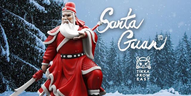 Santa Guan ของขวัญ คริสต์มาส