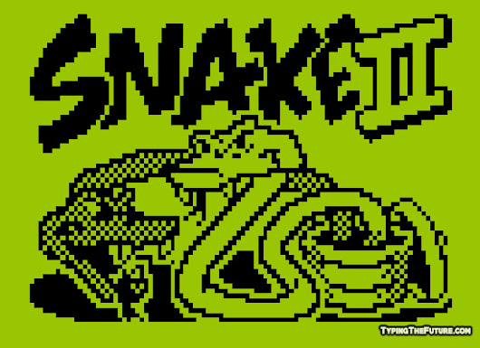 Android app - Snake 2000: Classic Nokia game (1997)