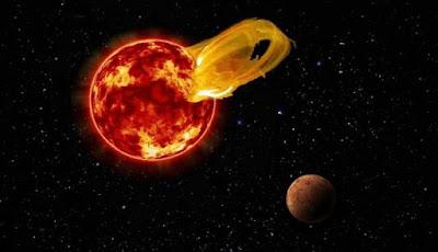 Proxima Centauri, Terlalu Bahaya Untuk Planet Berpenghuni