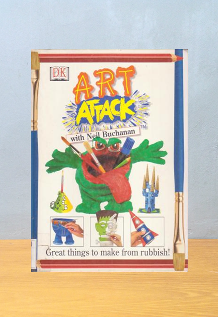 ART ATTACK, Neil Buchanan