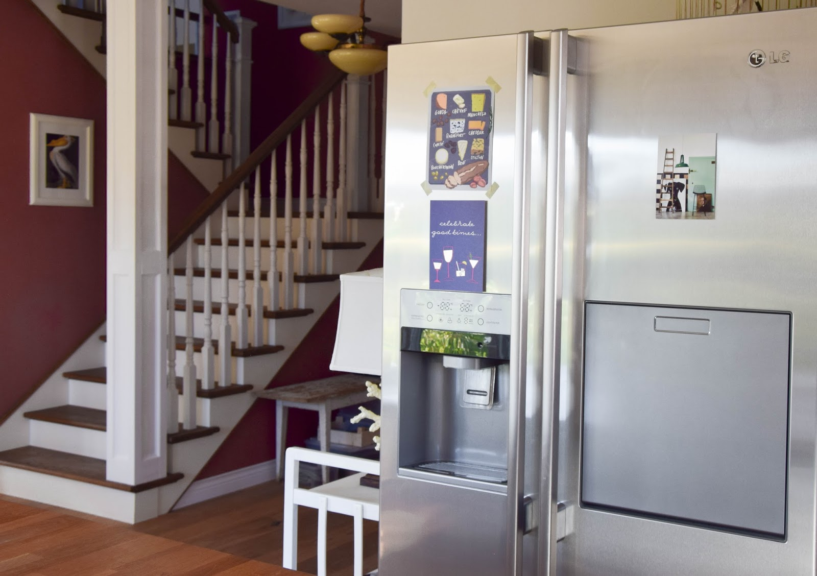 Side By Side Kühlschrank Otto : Ich und mein kühlschrank eclectic hamilton