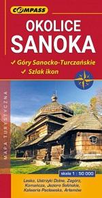 Okolice Sanoka i Góry Sanocko-Turczańskie