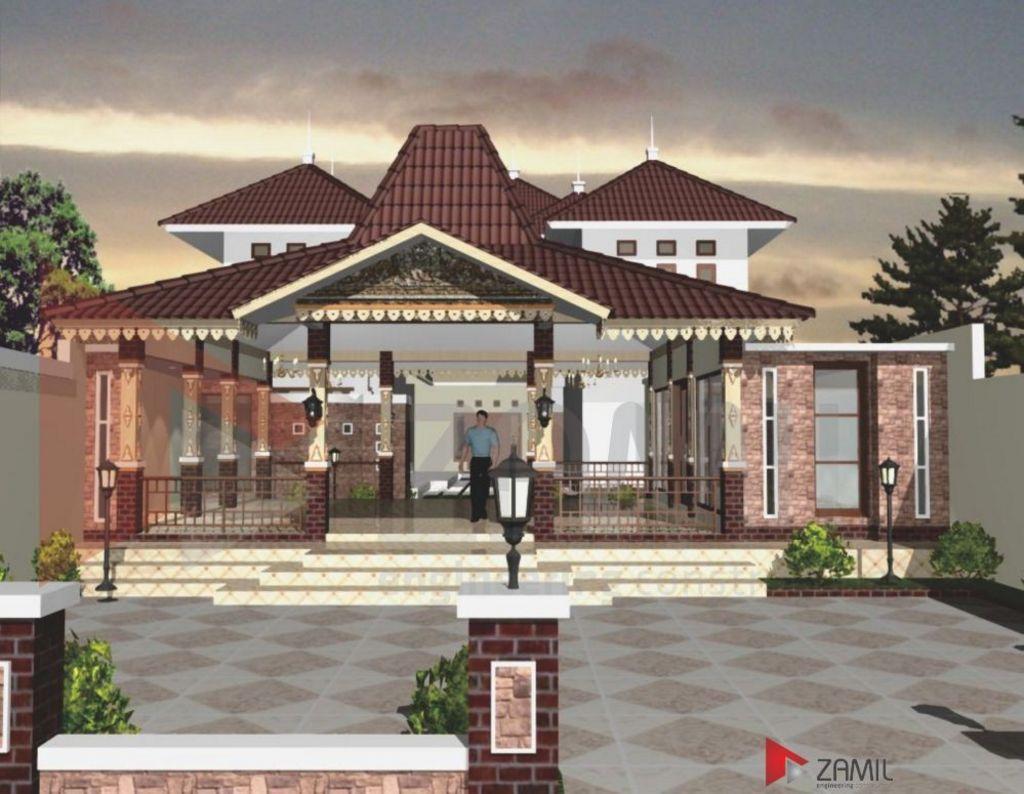 Contoh Rumah Joglo Minimalis Banyak Disukai