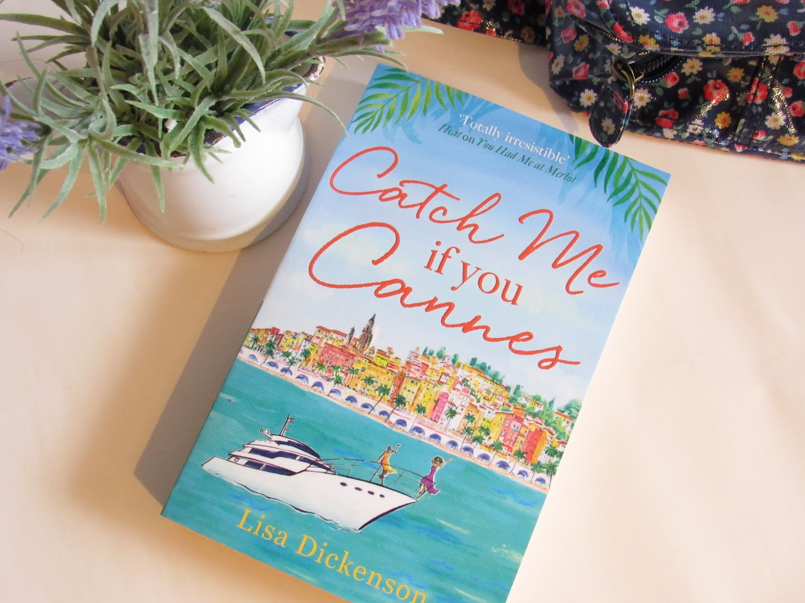 Blooming Fiction, lifestyle blog, Catch Me If You Cannes Book Review
