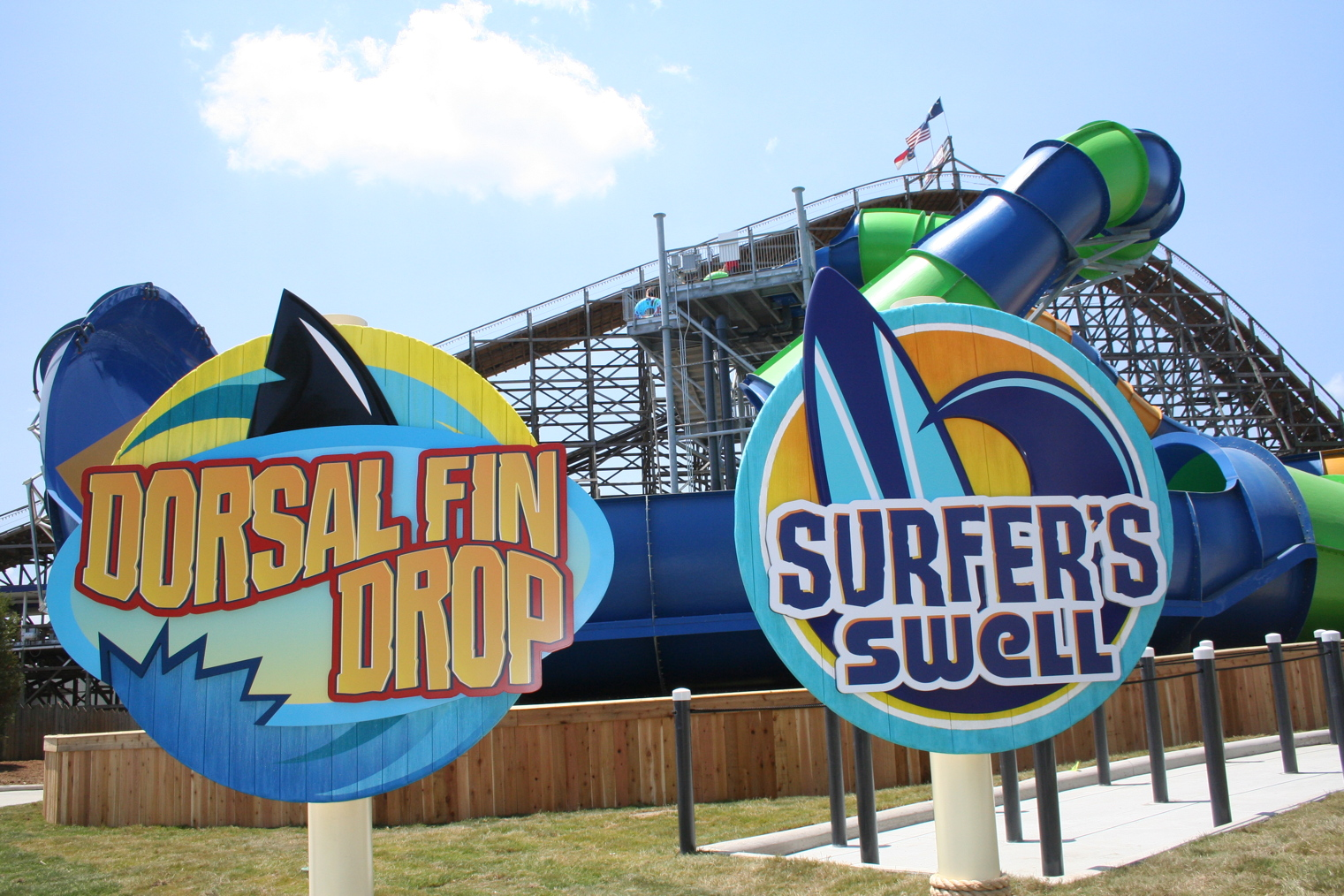 Carowinds Celebrates Summer with New Ride Opening! : Theme Park News
