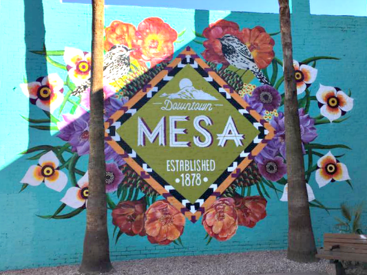 Exploring AZ: Downtown Mesa