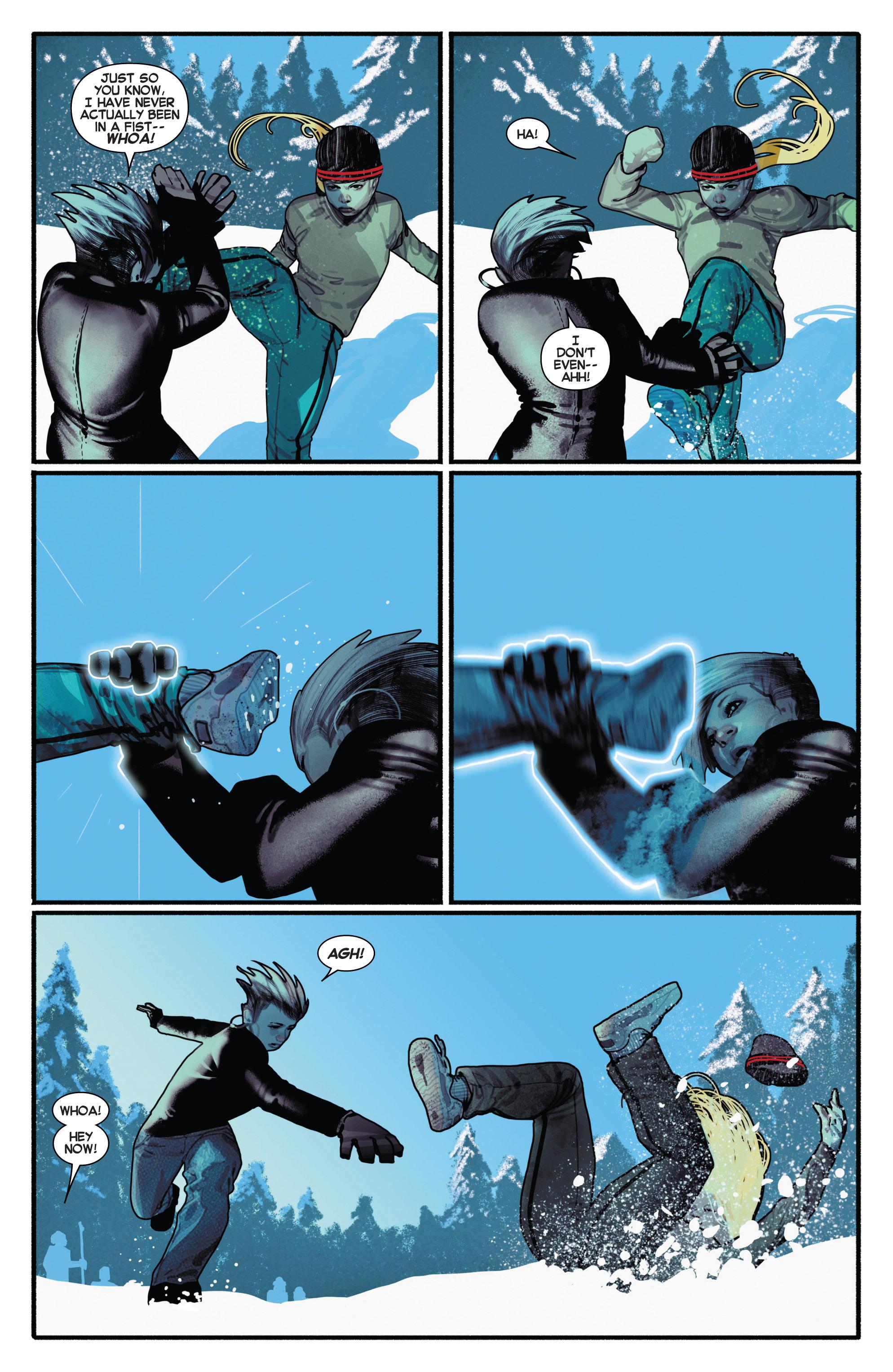 Read online Uncanny X-Men (2013) comic -  Issue # _TPB 2 - Broken - 84