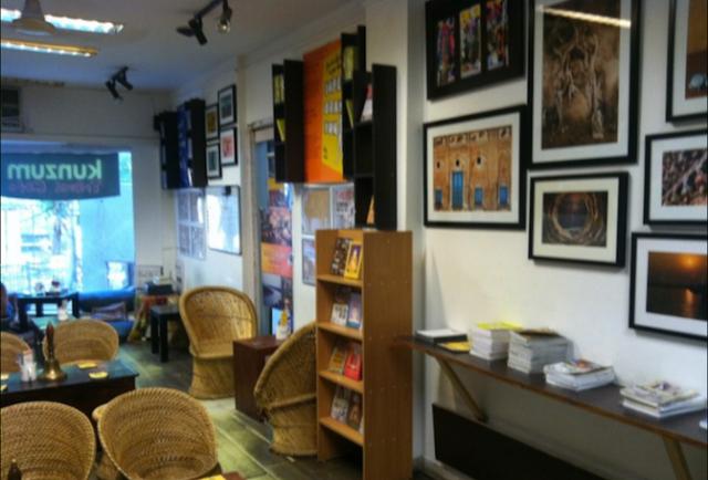 Kunzum Travel Cafe, Hauz Khas Village, New Delhi Review