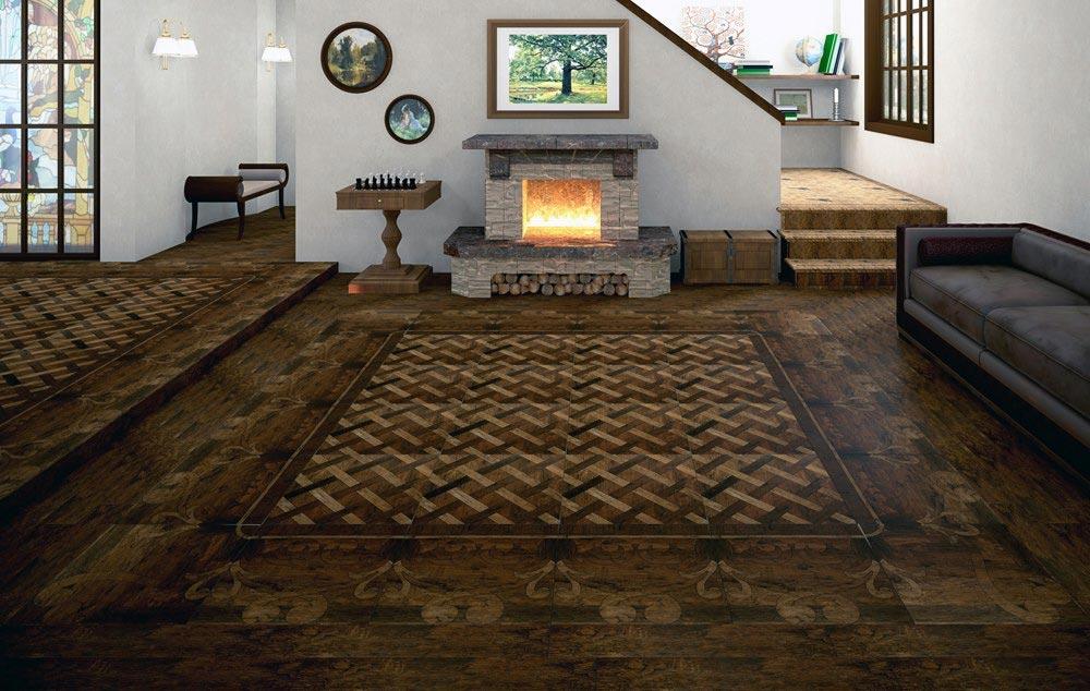 Cover Wood Floor In Kitchen
