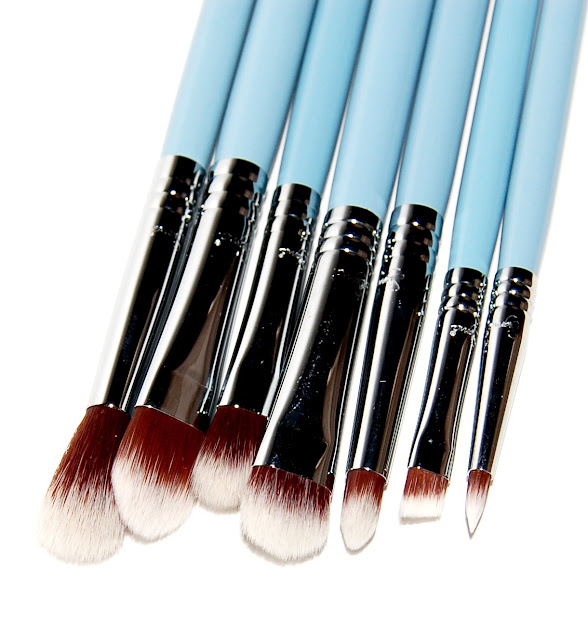 Sigma Beauty Bunny Eye Brush Set