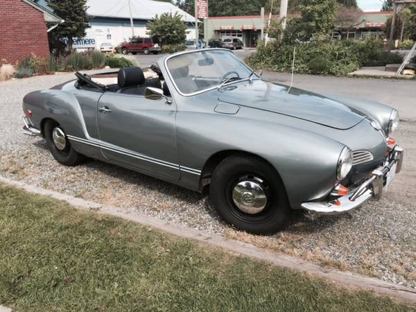 1969 karmann ghia convertible for sale buy classic volks. Black Bedroom Furniture Sets. Home Design Ideas