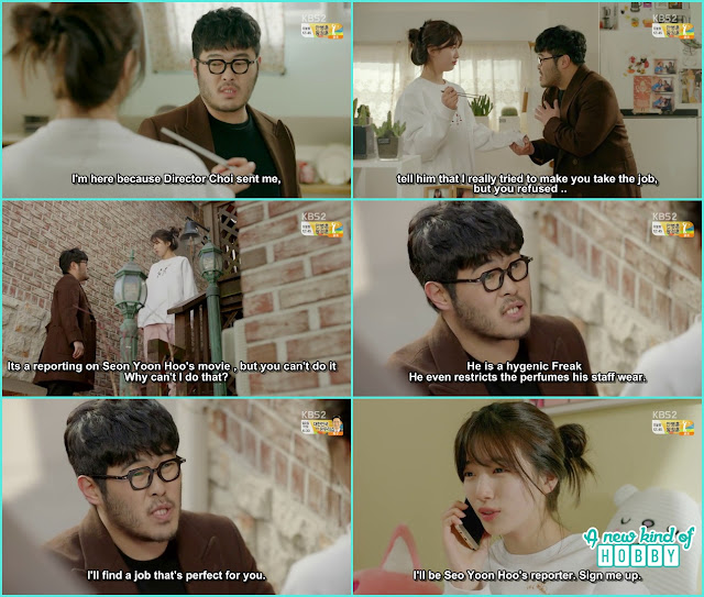 yooh hoo and ceo - controllably Fond - Episode 12 Review - Korean Drama 2016
