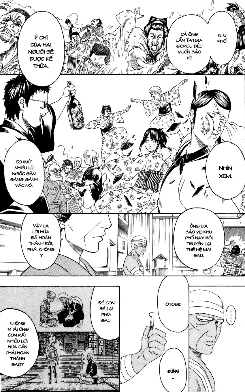 Gintama Chap 309 page 13 - Truyentranhaz.net