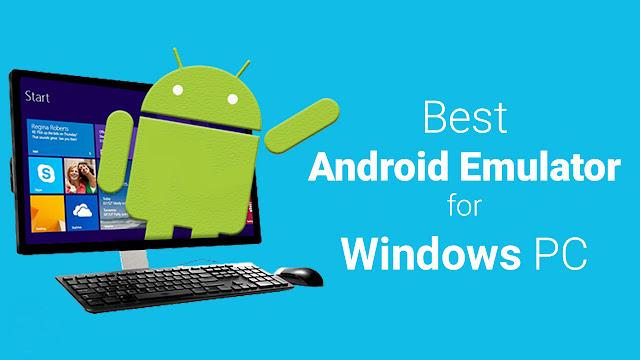 6 emulator android terbaik