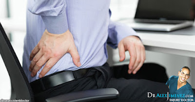 Back Complications from Auto Accidents - El Paso Chiropractor