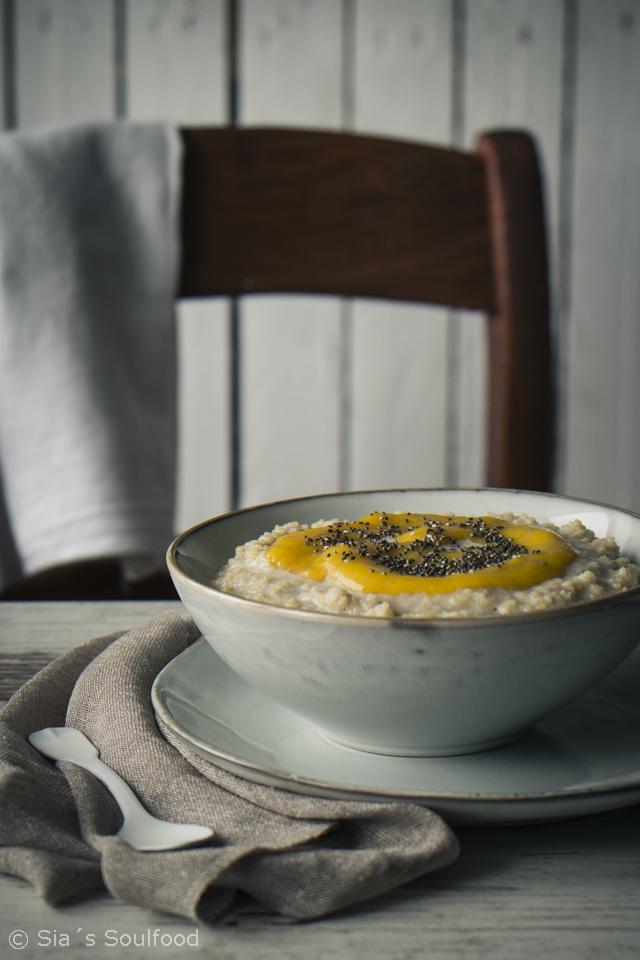 Couscous-Porridge