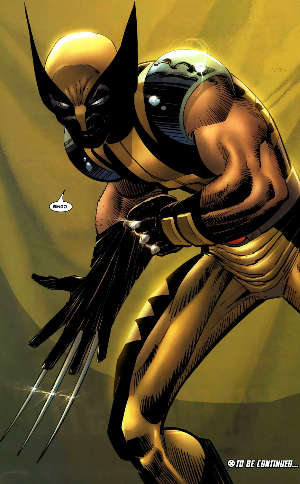 Read online Wolverine (2003) comic -  Issue #27 - 23