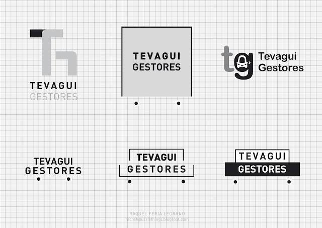 Bocetos para logotipo. Diseño de logotipo. Identidad Corporativa. Branding. Logo sketches. Logo design.