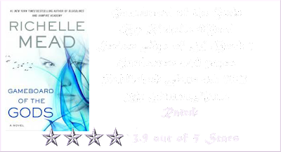 age of x, richelle mead, book reviews