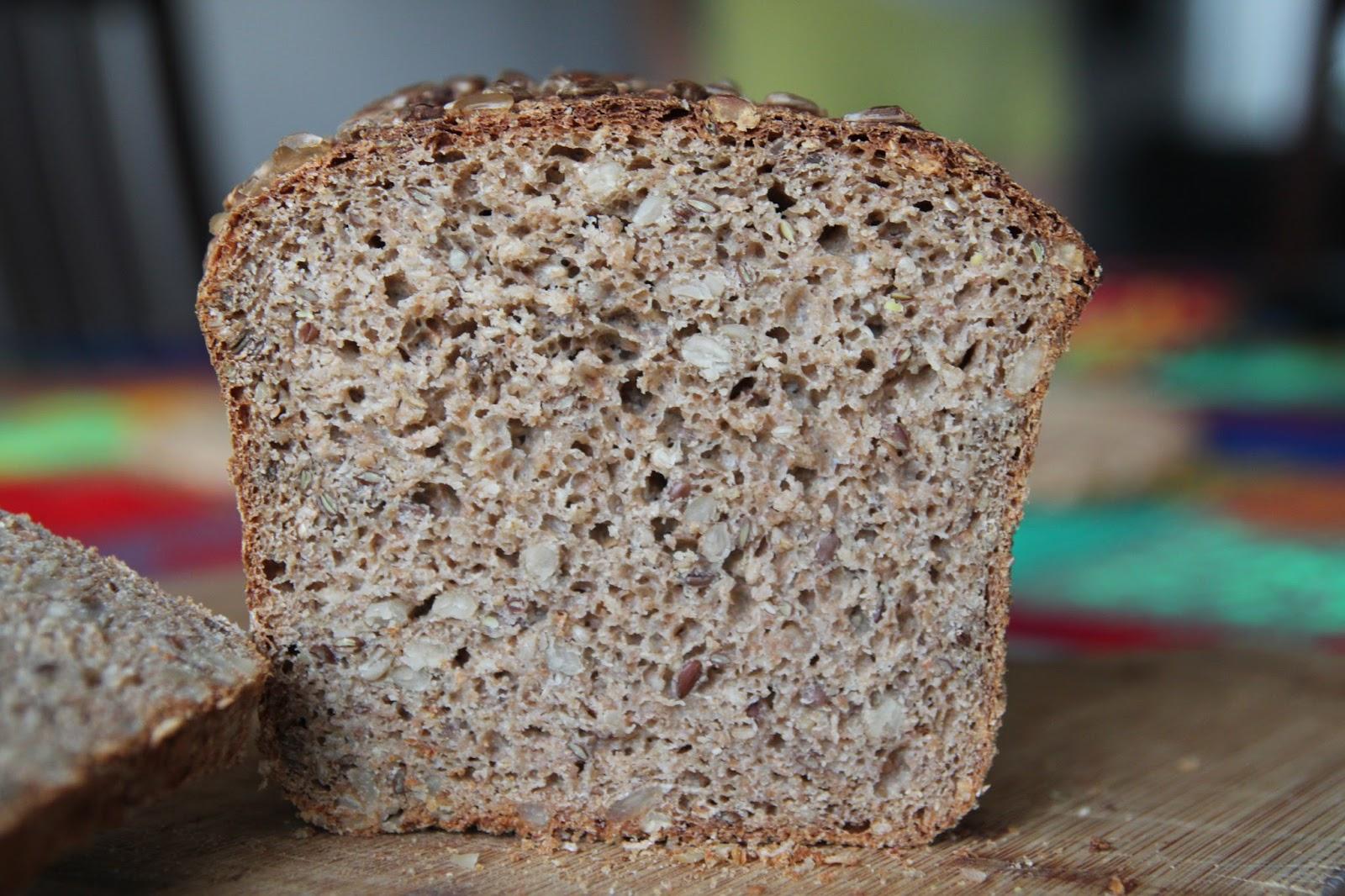 Ekspresowy chleb graham