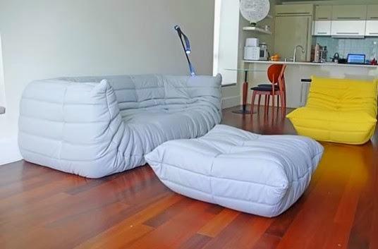 canap togo confortable les canap s au monde. Black Bedroom Furniture Sets. Home Design Ideas