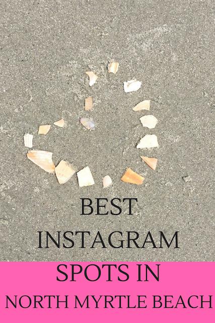 instagram spots in north myrtle beach