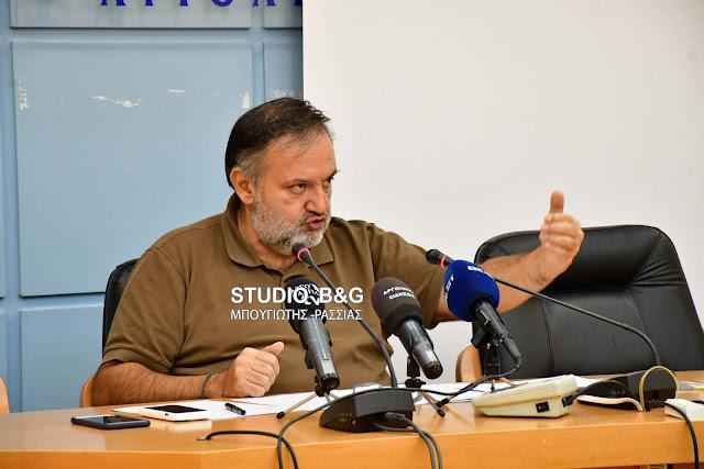 Σύσκεψη Χειβιδόπουλου και Συλλόγων Γονέων για την μεταφορά των μαθητών στην Αργολίδα