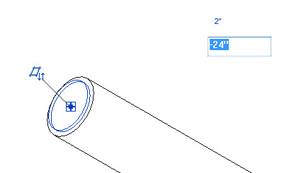 how to draw electrical conduits in revit